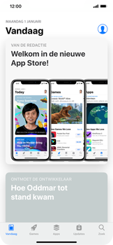 Apple iPhone XS Max - Applicaties - Download apps - Stap 4