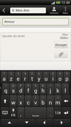 HTC One S - Contact, Appels, SMS/MMS - Envoyer un MMS - Étape 11
