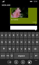 Nokia Lumia 530 - Mms - Envoi d