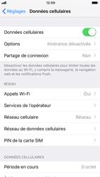 Apple iPhone 6 - iOS 12 - Réseau - Sélection manuelle du réseau - Étape 4