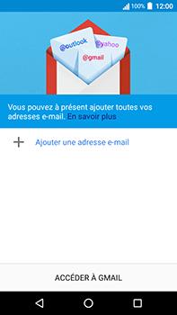 Acer Liquid Zest 4G Plus - E-mail - Configuration manuelle (gmail) - Étape 5
