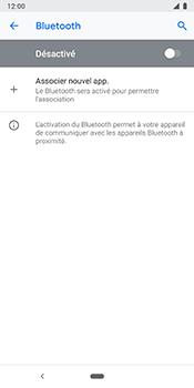 Google Pixel 3 - Bluetooth - Jumeler avec un appareil - Étape 7