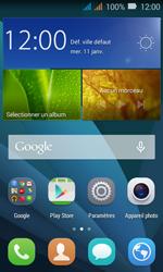 Huawei Y3 - E-mail - Configuration manuelle (gmail) - Étape 2