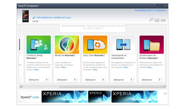 Sony Xperia XA2 - Aller plus loin - Gérer vos données avec un ordinateur - Étape 4