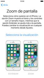 Apple iPhone 6 iOS 10 - Primeros pasos - Activar el equipo - Paso 24