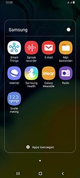 Samsung galaxy-a80-dual-sim-sm-a805fz - Internet - Hoe te internetten - Stap 3