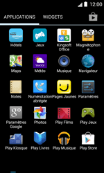 transferer application par bluetooth sur telephone
