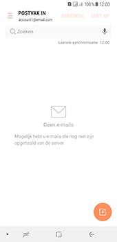 Samsung Galaxy A8 (2018) - E-mail - e-mail instellen: IMAP (aanbevolen) - Stap 15