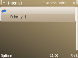 Nokia E72 - Internet - Manual configuration - Step 14