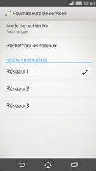 Sony D6503 Xperia Z2 - Réseau - utilisation à l'étranger - Étape 13