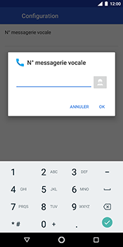 Nokia 7 Plus - Messagerie vocale - configuration manuelle - Étape 11