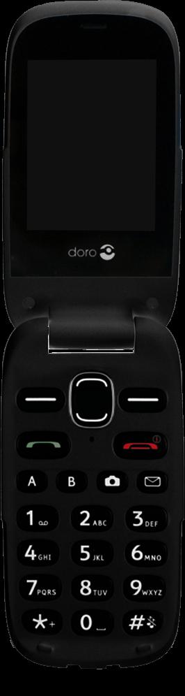 Doro Phone Easy 631 - Premiers pas - Découvrir les touches principales - Étape 2