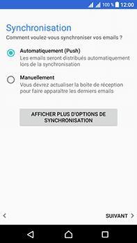 Sony Xperia L1 - E-mail - Configuration manuelle - Étape 20