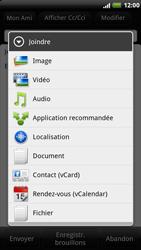 HTC Z715e Sensation XE - E-mail - envoyer un e-mail - Étape 8