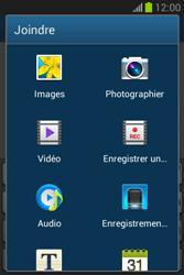 Samsung S6790 Galaxy Fame Lite - MMS - envoi d'images - Étape 13