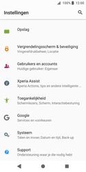 Sony Xperia XZ2 Compact - Beveiliging en privacy - Zoek mijn mobiel activeren - Stap 4