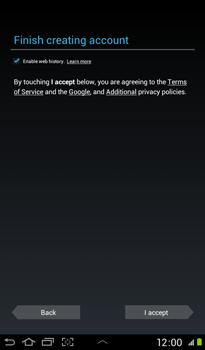 Samsung P3100 Galaxy Tab 2 7-0 - Applications - Downloading applications - Step 10