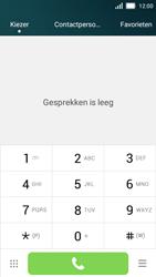 Huawei Y5 - Voicemail - Handmatig instellen - Stap 3