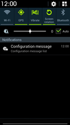 Samsung C105 Galaxy S IV Zoom LTE - MMS - Automatic configuration - Step 4