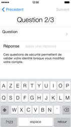 Apple iPhone 5s - Premiers pas - Créer un compte - Étape 24