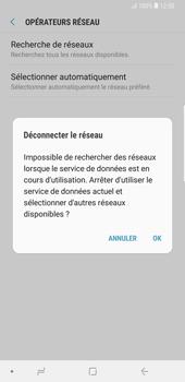 Samsung Galaxy Note9 - Réseau - utilisation à l'étranger - Étape 11