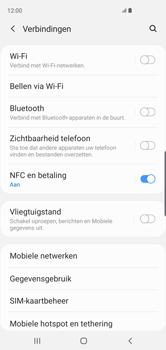 Samsung Galaxy S10 - Netwerk - 4G instellen - Stap 5