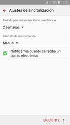 Samsung Galaxy S6 - E-mail - Configurar Yahoo! - Paso 8
