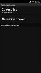 Sony Ericsson Xperia Neo met OS 4 ICS - Buitenland - Bellen, sms en internet - Stap 9