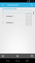KPN Smart 300 - Contacten en data - Contacten kopiëren van toestel naar SIM - Stap 8
