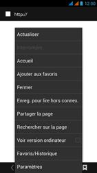 Wiko Stairway - Internet - Configuration manuelle - Étape 23