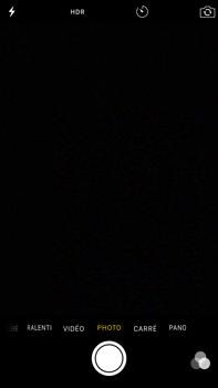 Apple iPhone 6s Plus - Photos, vidéos, musique - Prendre une photo - Étape 3