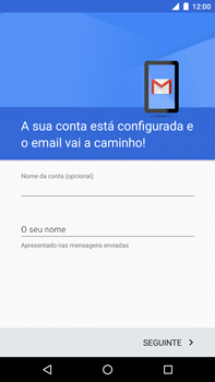 Huawei Google Nexus 6P - Email - Configurar a conta de Email -  26