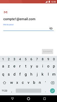 Nokia 6 (2018) - E-mail - Configuration manuelle - Étape 12