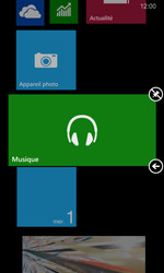 Nokia Lumia 735 - Applications - Personnaliser l