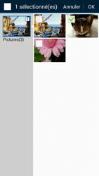 Samsung G530FZ Galaxy Grand Prime - E-mail - envoyer un e-mail - Étape 15
