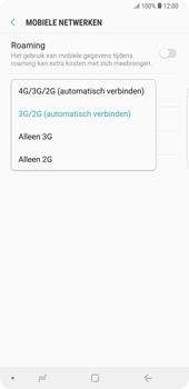 Samsung Galaxy Note9 - Netwerk - 4G/LTE inschakelen - Stap 7