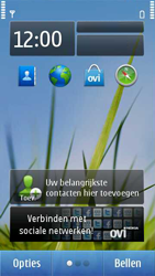 Nokia C7-00 - Software - Update installeren via PC - Stap 1