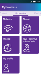 Huawei Y5 - Applications - MyProximus - Step 15