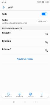 Huawei P20 - Wi-Fi - Se connecter à un réseau Wi-Fi - Étape 6