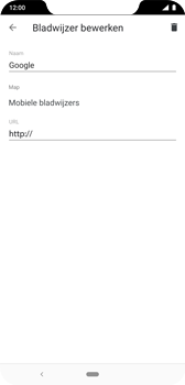 Nokia 8-1 - Internet - hoe te internetten - Stap 10
