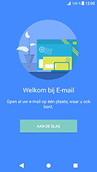 Sony Xperia XZ - Android Oreo - E-mail - e-mail instellen (outlook) - Stap 4
