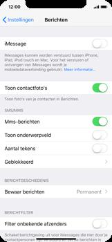 Apple iPhone X - MMS - probleem met ontvangen - Stap 10