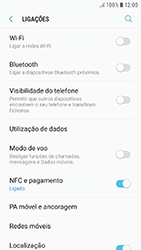 Samsung Galaxy A5 (2016) - Android Nougat - Internet no telemóvel - Como ativar 4G -  5