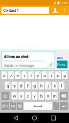 LG K4 - Contact, Appels, SMS/MMS - Envoyer un MMS - Étape 12