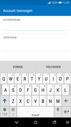 HTC Desire 626 - E-mail - Account instellen (IMAP met SMTP-verificatie) - Stap 18