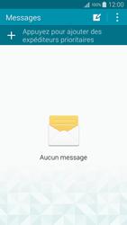 Samsung A500FU Galaxy A5 - SMS - Configuration manuelle - Étape 4