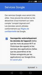 Huawei P9 - E-mails - Ajouter ou modifier votre compte Gmail - Étape 13