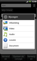 HTC A8181 Desire - E-mail - e-mail versturen - Stap 9