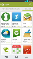LG G2 - Applications - Télécharger une application - Étape 12