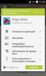 Samsung Galaxy J1 - Aplicações - Como pesquisar e instalar aplicações -  18